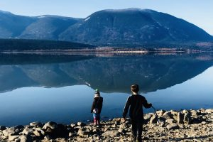Image 4 Christmas Island at the Salmon Arm Foreshore Nature Trail _ Raven Trail