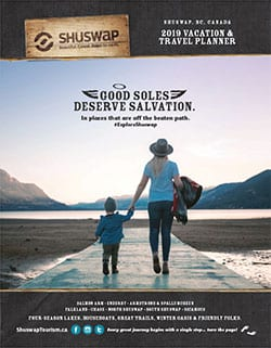 Shuswap Vacation & Travl Planner