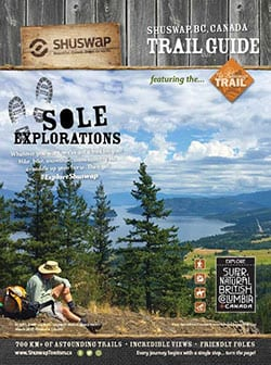 Shuswap Trailguide